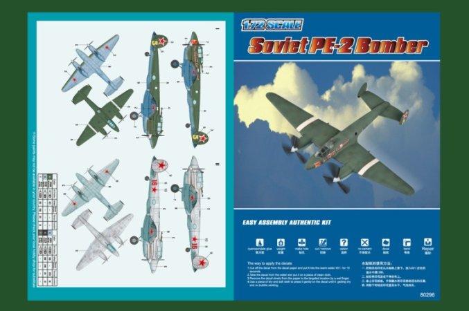 Hobby Boss Soviet PE-2 Bomber