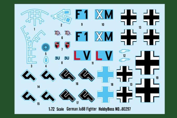 Hobby Boss German Ju88