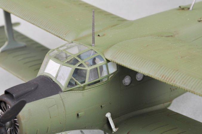 Hobby Boss Antonov AN-2M Colt