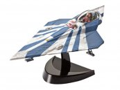 Revell EasyKit - Plastikový model Star Wars Plo Koon's Jedi Starfighter (Clone Wars) - Výprodej