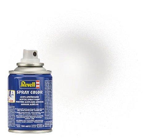 Revell Barva ve spreji akrylová lesklá - Čirá (Clear) - č. 01
