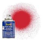 Revell Barva ve spreji akrylová hedvábně matná - Ohnivě červená (Red silk) - č. 330