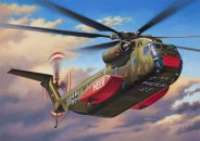 Revell ModelSet - Plastikový model vrtulníku Sikorsky Ch-53G