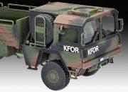 Revell LKW 5t.mil gl (4x4 Truck) - Výprodej