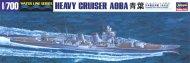 Hasegawa Japanese Navy Heavy Cruiser AOBA