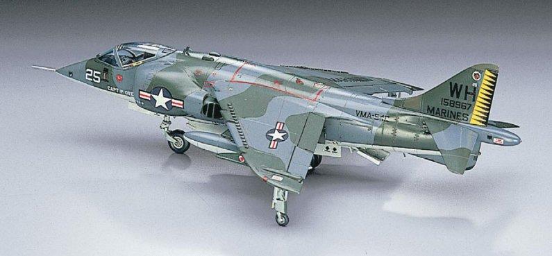 Hasegawa AV-8A Harrier
