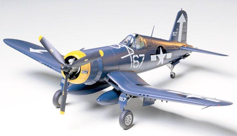 Tamiya F4U-1D Corsair