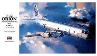 Hasegawa P-3C Update II/III Orion