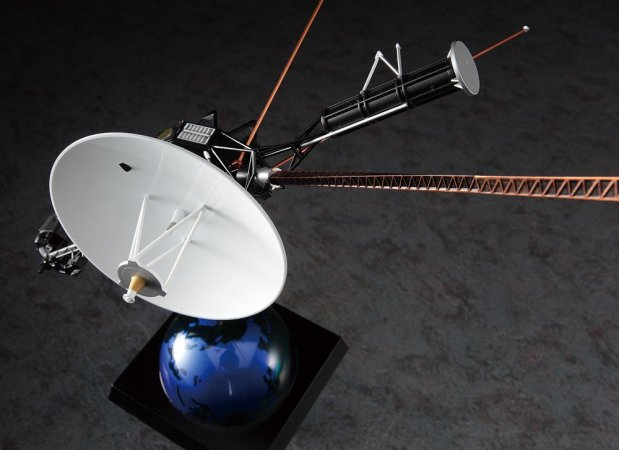 Hasegawa Unmanned Space Probe Voyager