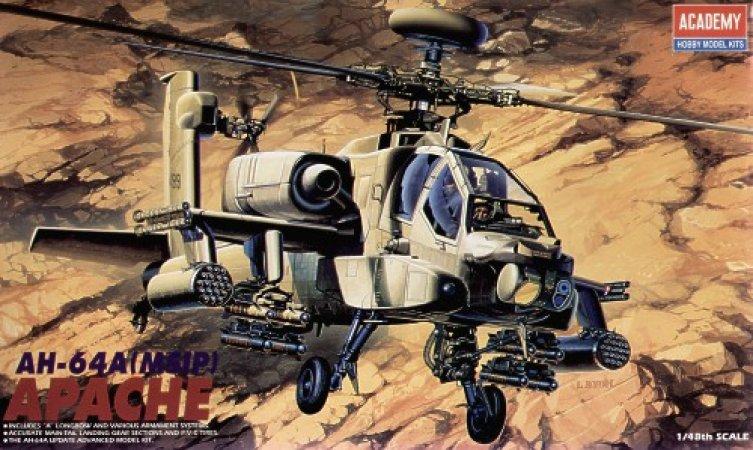 Academy AH-64 Apache