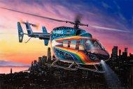 Revell ModelSet - Plastikový model vrtulníku Eurocopter BK 117