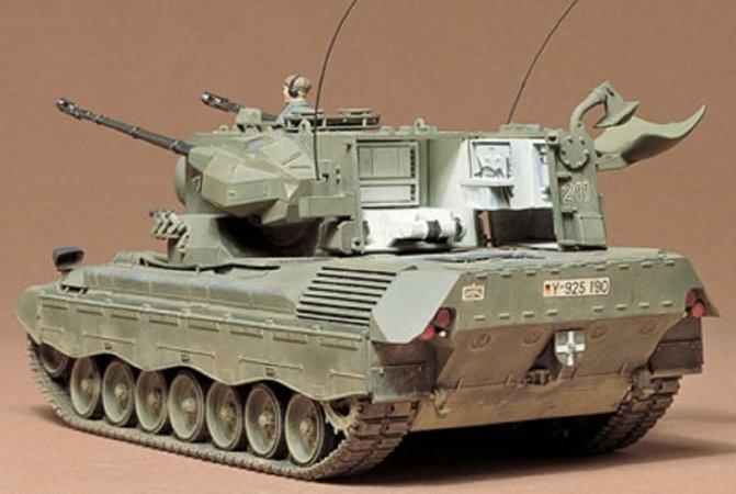 Tamiya Flakpanzer Gepard