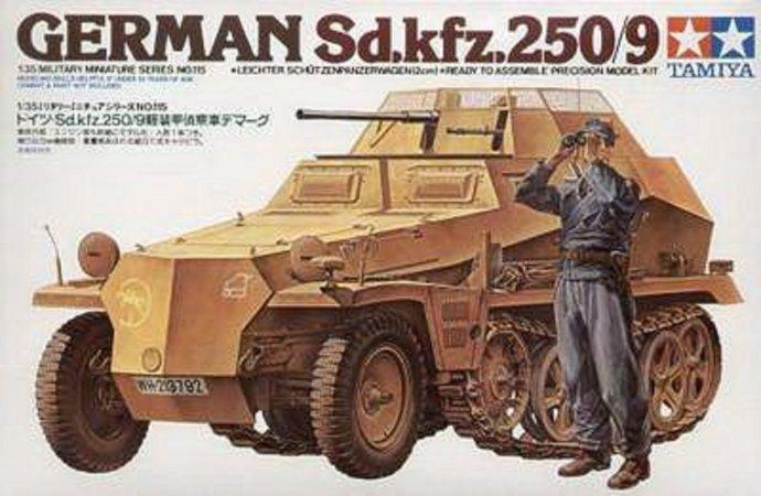Tamiya Sd.Kfz.250/9