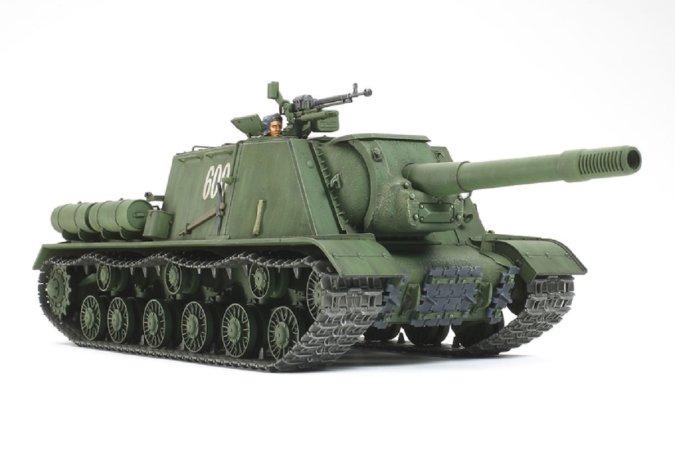 Tamiya ISU-152