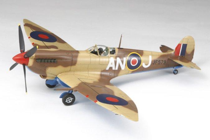 Tamiya Spitfire Mk.VIII