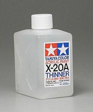 Tamiya Ředidlo pro akrylové barvy - X-20A