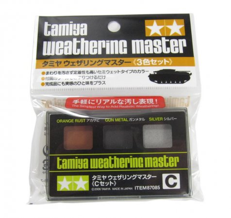 Tamiya Weathering Master C Set
