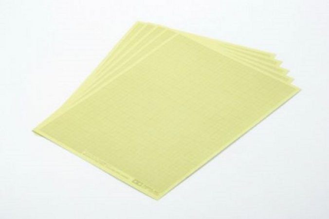 Tamiya Masking sheet 1mm Grid *5