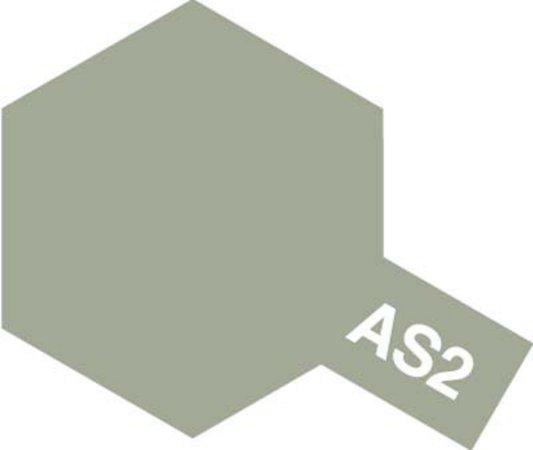 Tamiya Barva ve spreji polomatná - Světle šedá (Light Grey - IJN) AS-2