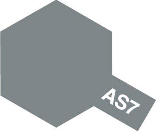 Tamiya Barva ve spreji polomatná - Šedá (Neutral Grey USAAF) AS-7