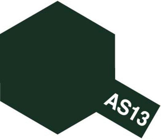 Tamiya Barva ve spreji polomatná - Zelená (Green USAF) AS-13