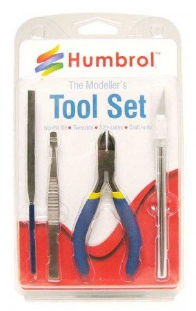Humbrol Kit Modeller's Tool Set AG9150 - Sada nářadí - malá