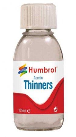 Humbrol Acrylic Thinners AC7433 - Ředidlo - 125 ml