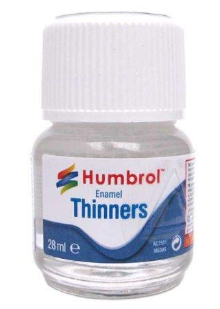 Humbrol Enamel Thinners AC7501 - Ředidlo - 28 ml