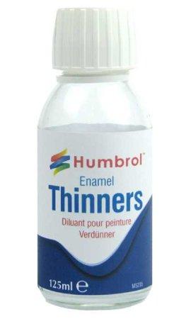 Humbrol Enamel Thinners AC7430 - Ředidlo - 125 ml