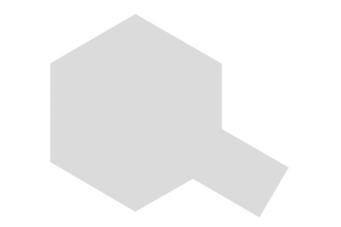 Tamiya Barva ve spreji lesklá - Stříbrná metalíza (Mica Silver) TS-76