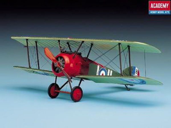 Academy Letadlo Sopwith Camel F.1
