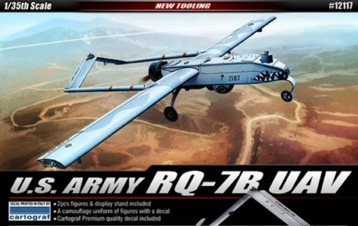 Academy Letadlo RQ-7B UAV