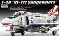 "Academy Letadlo F-4B ""VF111 Sundowners"""