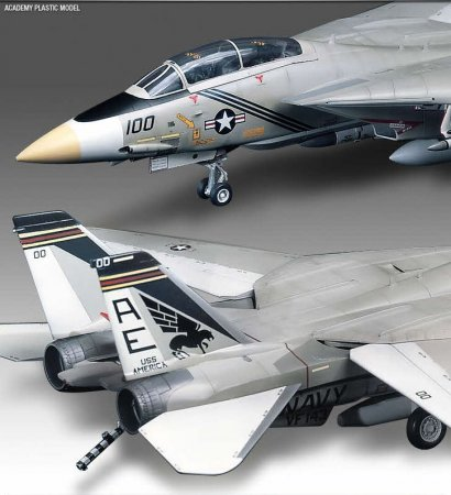 Academy Letadlo F-14A Tomcat