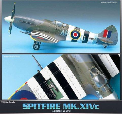 Academy Spitfire Mk.XIV