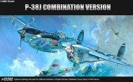 Academy P-38J/L,F-5E,Droopsnoot