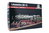 Italeri Plastikový model lokomotivy BR41