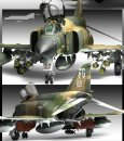 """Academy F-4C USAF """"Vietnamese War"""""""