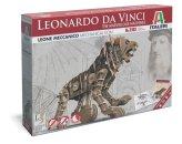 Italeri Plastikový model Leonardo Da Vinci - Mechanický lev (Mechanical Lion)