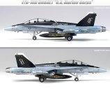 """Academy F/A-18D Hornet """"US Marine Corps"""" DD"""