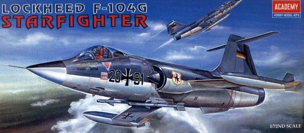 Academy F-104G Starfighter