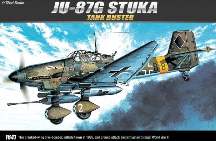 Academy Ju 87G Stuka