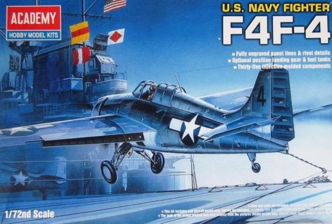 Academy F4F-4 Wildcat