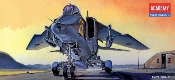 Academy MiG-27 Flogger D