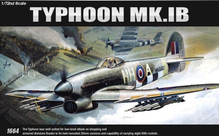 Academy Typhoon Mk.Ib