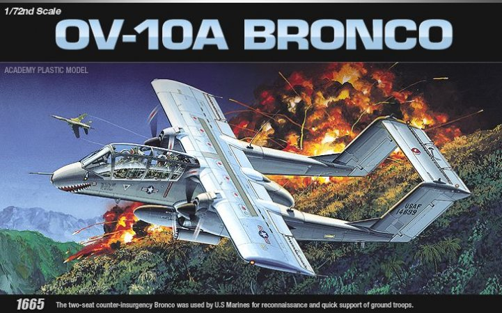 Academy OV-10A Bronco