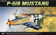 Academy P-51B Mustang