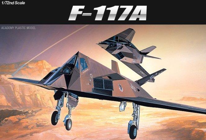 Academy F-117 Nighthawk