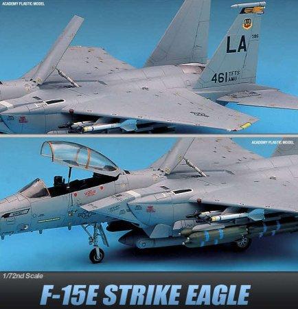 Academy F-15E Strike Fighter