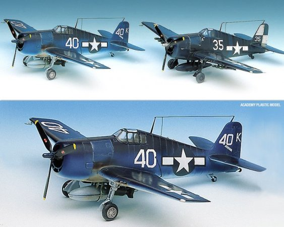 Academy F6F-5 Hellcat